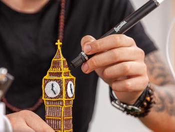 Spralla 3D-pen
