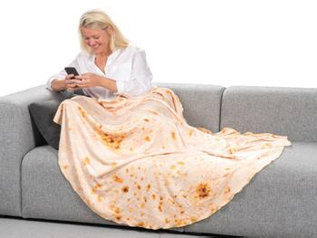 Spralla Burritotæppe