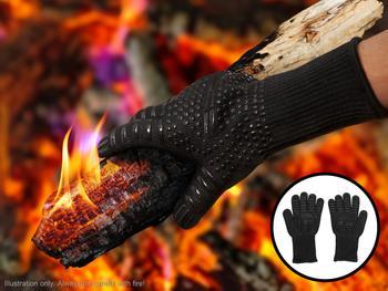 KitchPro® Varmebestandige Grillhandsker