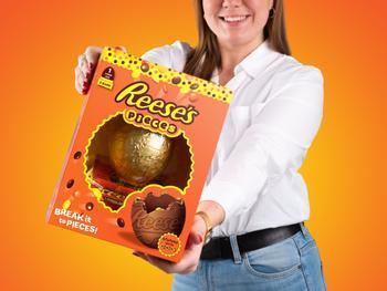 Reese's Chokoladeæg