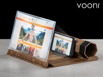 Vooni Skærmforstørrer til Mobiltelefon