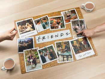 Friends Puslespil 1000 brikker