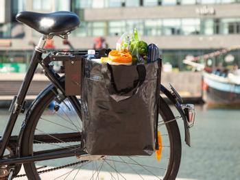 Bikezac Cykeltaske Sort