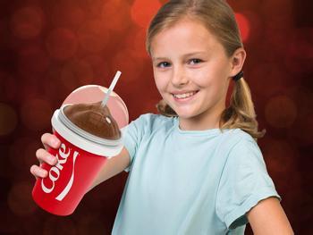 Chillfactor Slushy Maker Coca Cola