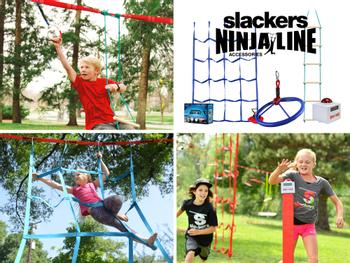 Tilbehør Slackers Ninja Line
